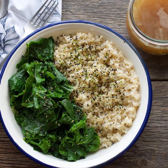 Dieta depurativa de arroz