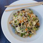 Ensalada de arroz delicia