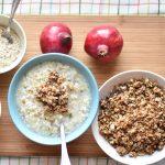¿Queréis un desayuno diferente sin azúcar? Hoy receta de Granola