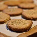 Polvorones de espelta y polvorones sin gluten veganos y sin azúcar