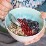 Receta crema de cereales para desayunar