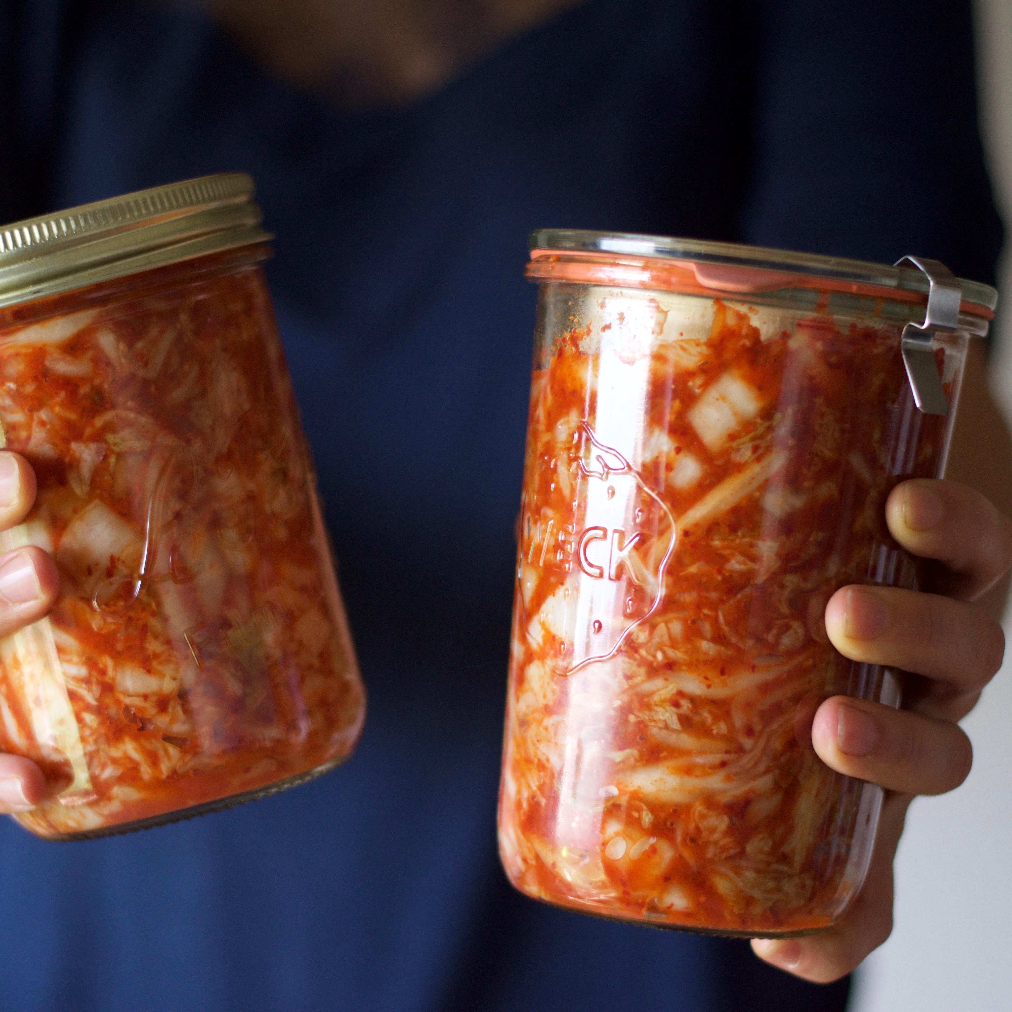 Pickles y fermentos
