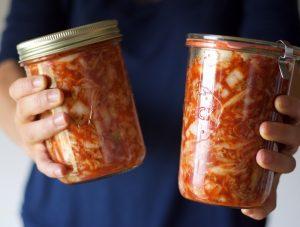 kimchi-fermentos
