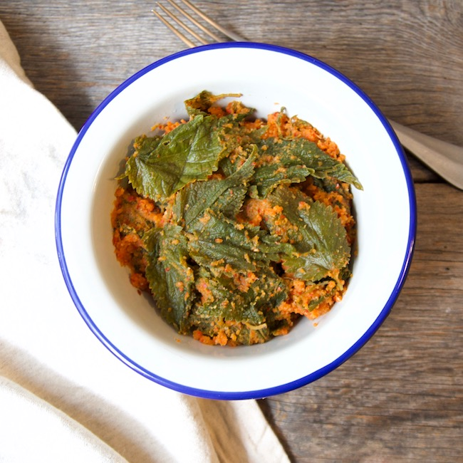 Receta De Kimchi De Ortigas Nishime Fermentación